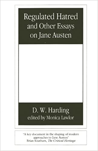 Amazon.com: Regulated Hatred and Other Essays on Jane Austen ...