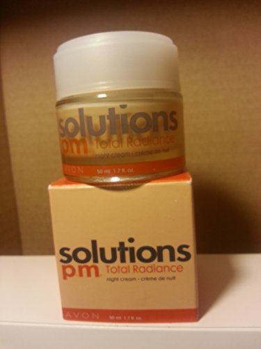 Radiance Solution (Avon Solutions p.m. Total Radiance Night Cream)
