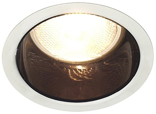 Lightolier 5 line voltage black alzak recessed light trim lightolier 5quot line voltage black alzak recessed light trim aloadofball Choice Image