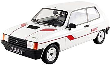 Otto móvil - Miniatura de Coche Talbot Samba Rally (Escala 1 ...