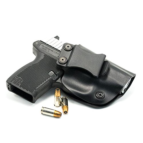 Used, Matte Black - Kydex Concealment IWB Holster (Right-Hand, for sale  Delivered anywhere in USA