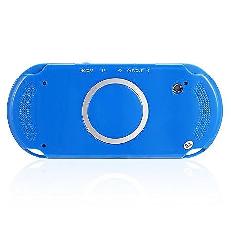Zantec Consola de videojuegos Portátil Retro Videoconsola Reproductor de MP3 Cámara Niños Regalos de Navidad: Amazon.es: Electrónica