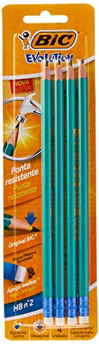 Evolution Hexagonal Borracha BIC 845963