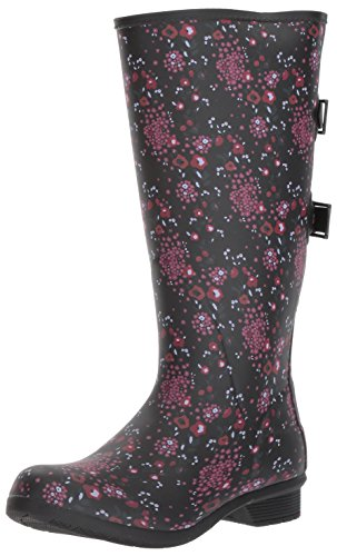- Chooka Women's Fleece Rain Boot Liner, multicolored, 8 M US