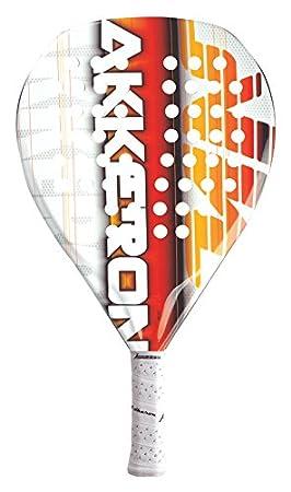 Akkeron Skorpion Pala de pádel, Unisex Adulto, Naranja, Talla Única: Amazon.es: Deportes y aire libre