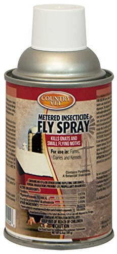 3 Pack COUNTRY VET METERED Fly Spray, Size: 6.4 Ounce (Catalog Category: Bug & Insect Control:FLYS and Insects) (Country Vet Bug)