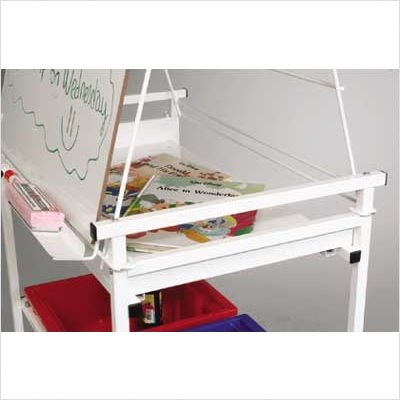 Best-Rite Mfg. Cart Easel Teaching Center by Best-Rite (Image #2)