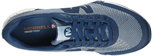 Merrell Versent, Zapatillas para Hombre Azul (Legion Blue)