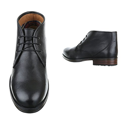 Chelsea Ital Ital Boots Boots Chelsea Schwarz Schwarz design design rgvrYq7
