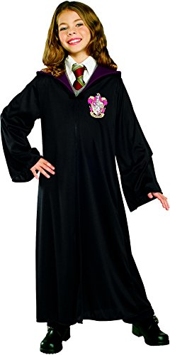 [Gryffindor Robe Costume - Medium] (Harry Potter Halloween Costumes Hermione)