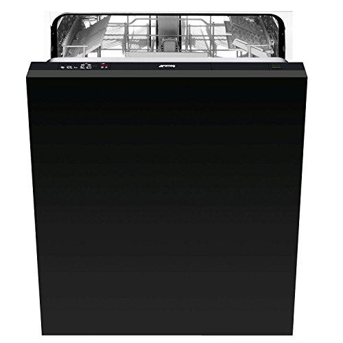 Smeg DI612E Dishwasher Fully Integrated 60cm 12 Place Settings