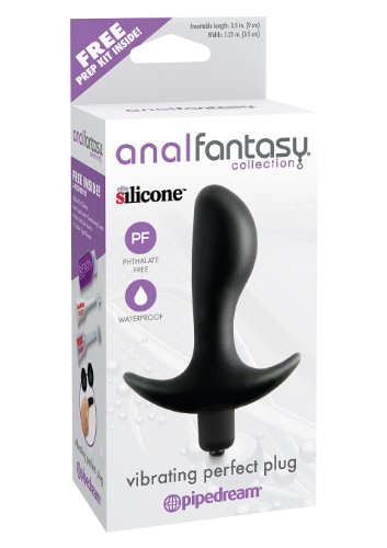 Pipedream Anal Fantasy Collection Vibrating Perfect Plug