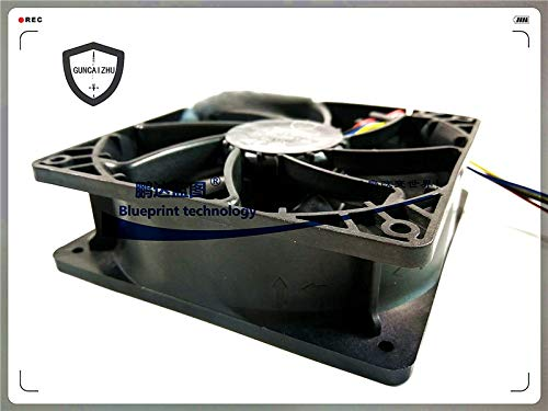 56 a Double Ball Bearing Large Airflow Chassis Cooling Fans REFIT New 12038 12 cm12v0