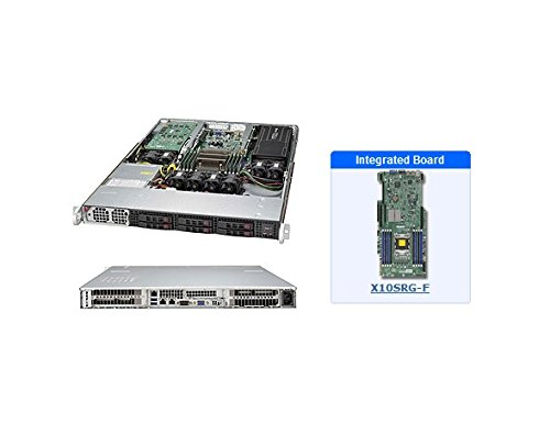 Supermicro Super Server Barebone System Components SYS-1018GR-T by Supermicro (Image #1)