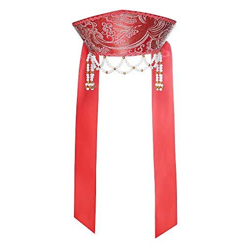 Russian Traditional Folk Costume Headdress Kokoshnik