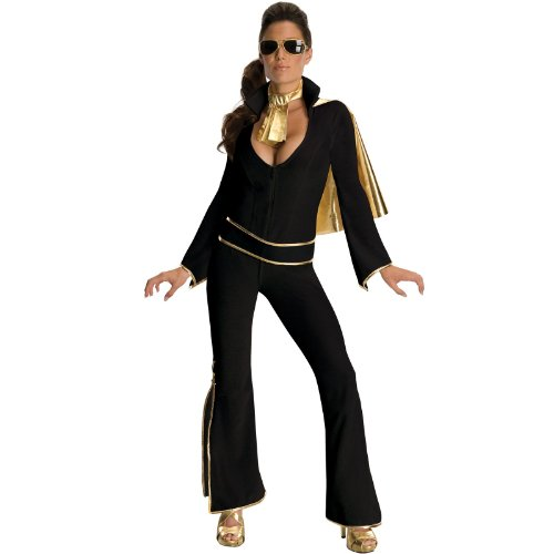 Female Elvis Costume - X-Small - Dress Size -