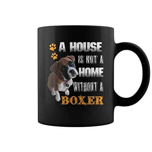 Mug Creatory - Boxer Ceramic Mug 11 Oz Coffee Tea Cup Funny Gift Mugs, Coffee Mug 11oZ