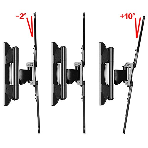 Nb p4 support mural universel orientable robuste pour tv - Support mural tv lg 119 cm ...