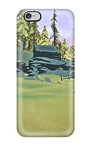 Iphone 6 Plus The Long Dark Print High Quality Tpu Gel Frame Case Cover