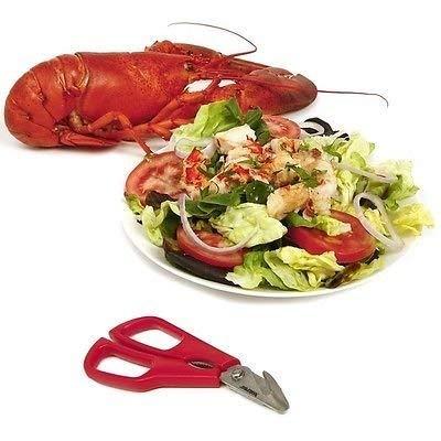 Norpro Ultimate Seafood Shears Lobster Crab Legs Seafood Scissors Deviner