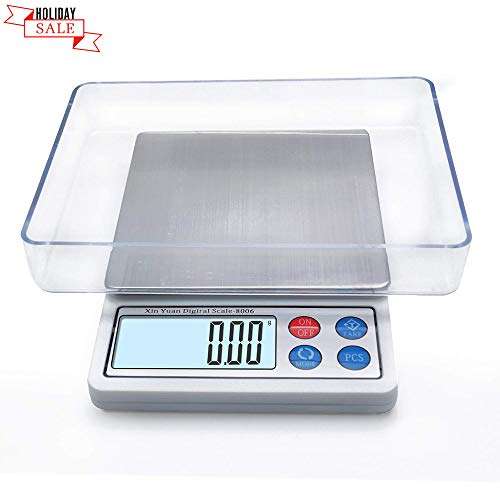 Toprime Digital Gram Scale