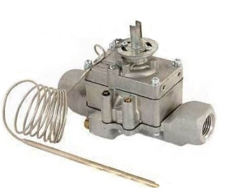 Fdh Thermostat - Invensys FDH-1-01-30 Thermostat For Blodgett Oven