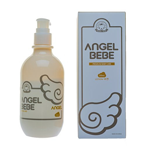 SKINUA | ANGEL BEBE Lotion 8.45 Fluid Ounce | ANGEL BEBE Premium Baby Care Natural Plant Extract LOTION