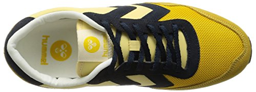 Hummel Reflex Nyhavn - Zapatillas Unisex adulto Amarillo - Gelb (Yellow Cream 5148)