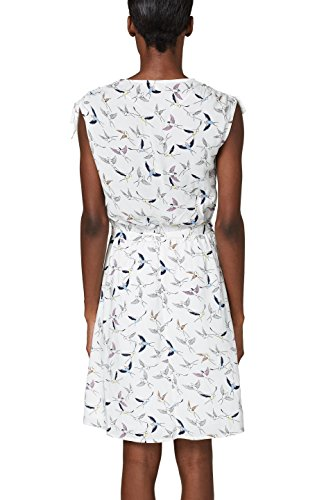 Vestito Donna Bianco White Off 110 ESPRIT Tv41nWSS