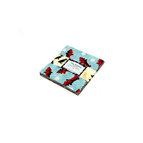 Wilmington Prints Dog Wisdom 5in Karat Mini-Crystals, Multi ()
