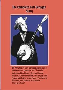 Earl Scruggs Bluegrass Banjo Legend
