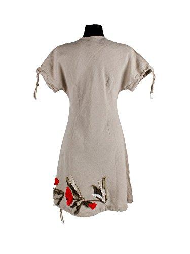 A O Para Karbaro Mujer Trapecio Corte En Vestido xFvxOXwp