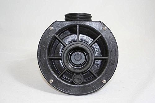 Volute Faceplate (Waterway Plastics 310-1140 Wet End 1.5 hp Center Discharge)