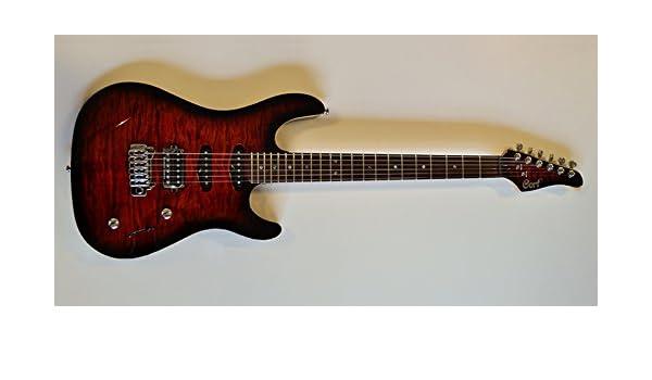 Cort Link-Vt W/Bag Qcg Guitarra Eléctrica: Amazon.es: Instrumentos musicales