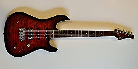 Cort Link-Vt W/Bag Qcg Guitarra Eléctrica: Amazon.es: Instrumentos ...