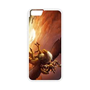 iPhone 6 4.7 Inch Cell Phone Case White World of Warcraft D450060