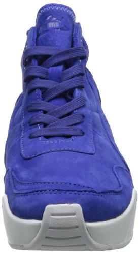 Puma–de mujeres trinomic Wedge laceup Guantes Azul - Spectrum Blue