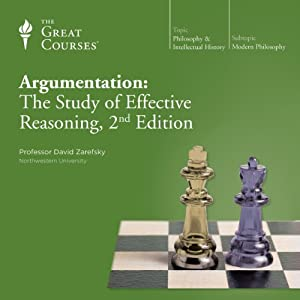 Argumentation: The Study of Effective Reasoning, 2nd Edition Lecture