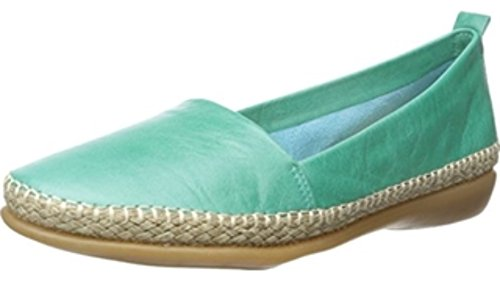 Turquoise Flexx Flat Skipper Rapid The Espadrille Women's xY7wY6ZH