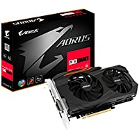 GIGABYTE AMD Radeon RX 570 4GB GDDR5 DVI/HDMI/3DisplayPort Video Card + AMD Gift