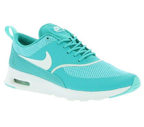 Nike Air Max Thea Wmns Kvinnor S Gymnastiksko Turkos 599409 307, Taille: 40,5