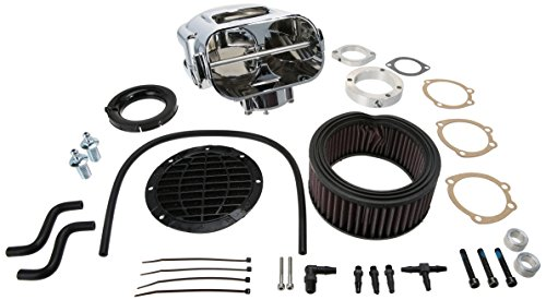 Kuryakyn 9328 Pro Series Hypercharger Air Filter Kit