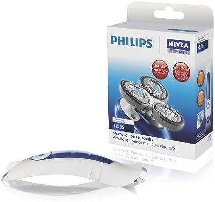 Philips NIVEA cabezales de afeitado HS85/60 - Accesorio para ...