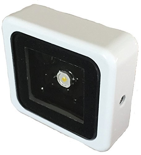 OGM KIS LED Light - White Housing with Blue LED by OGM