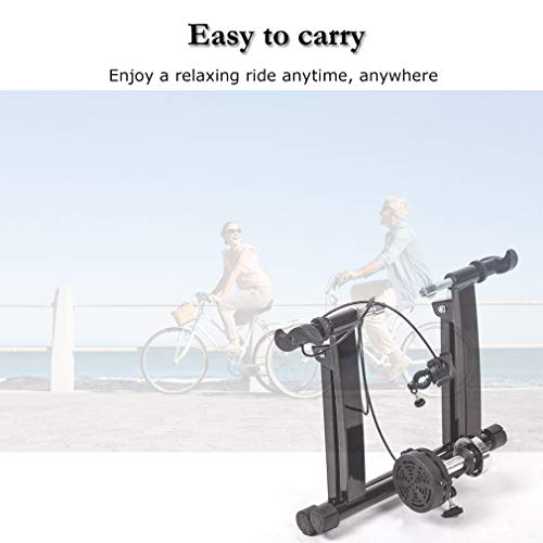 BestMassage Magnet Steel Bike Bicycle Indoor Exercise Trainer Stand by BestMassage (Image #3)