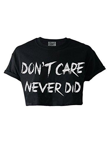 Darkside Clothing - Camiseta - para mujer