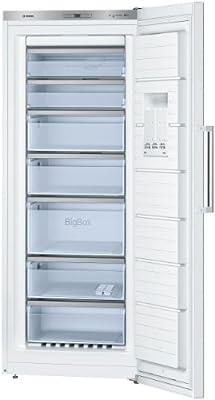 Bosch GSN54AW30 - Congelador (Vertical, Independiente, Color ...