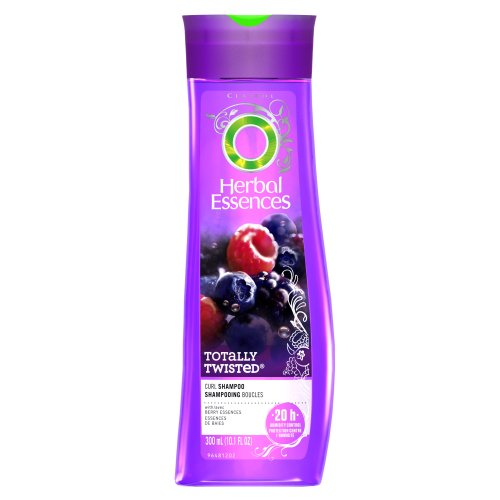 Herbal Essences Curls & Waves Hair Shampoo, 10.17 oz