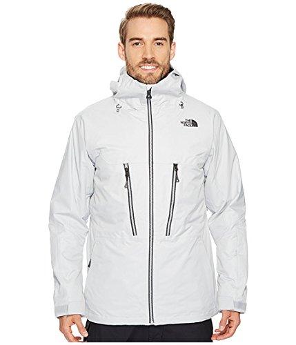 (ザノースフェイス) THE NORTH FACE メンズコートジャケットアウター ThermoBall Snow Triclimate Jacket [並行輸入品] B075WD6465 S|High Rise Grey High Rise Grey S