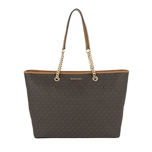Tote Jet Set Travel Medium Brown